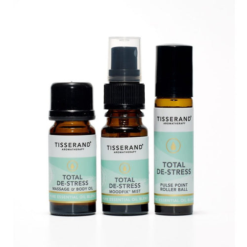 Tisserand Aromatherapy-3 Step Ritual To De-Stress - The Cruelty Free Beauty Box