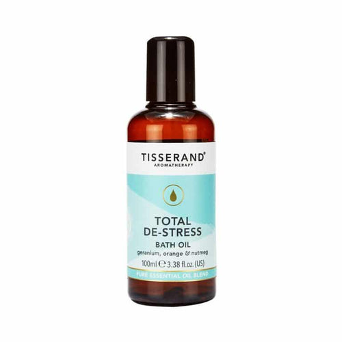 Tisserand Aromatherapy-De Stress Bath Oil - The Cruelty Free Beauty Box