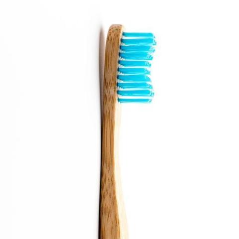 The Humble Co.-Adult Toothbrush | Blue - The Cruelty Free Beauty Box