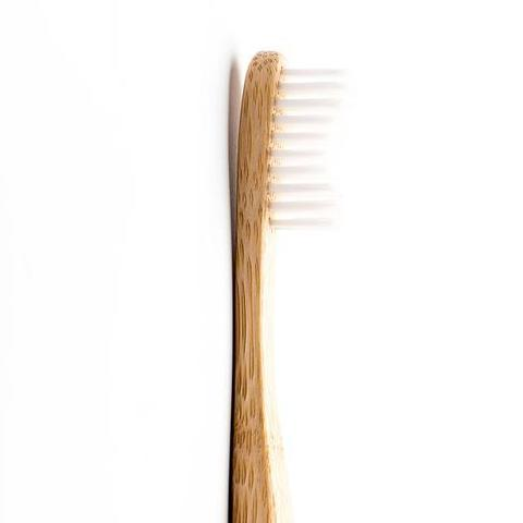 The Humble Co.-Adult Toothbrush | White