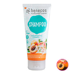 Benecos-Natural Shampoo | Apricot & Elderflower - The Cruelty Free Beauty Box