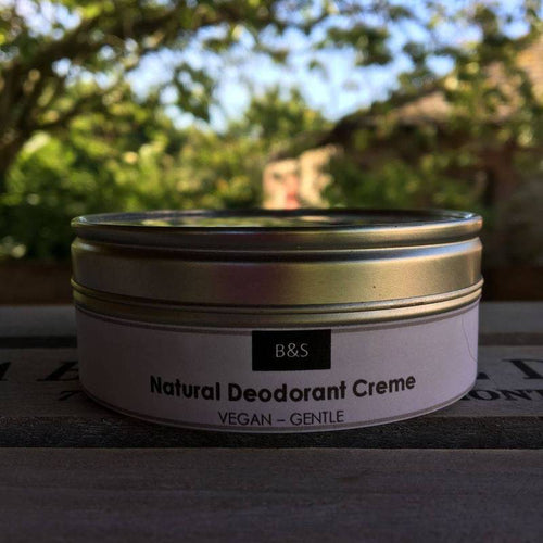 Bain & Savon- Natural Deodorant | Lemon Tea Tree & Bergamot - The Cruelty Free Beauty Box