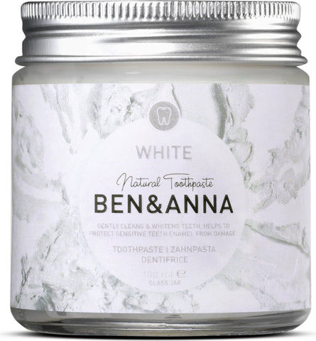 Ben & Anna- Black Natural Toothpaste