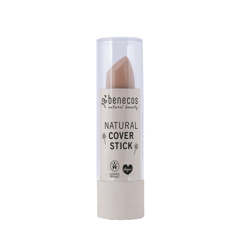 Benecos-Natural Cover Stick | Beige - The Cruelty Free Beauty Box
