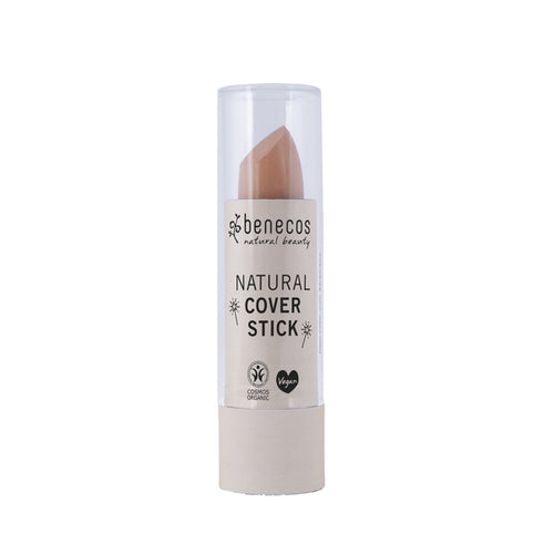Benecos-Natural Cover Stick | Vanilla - The Cruelty Free Beauty Box