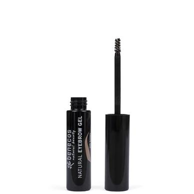 Benecos-Natural Eyebrow Gel | Ash Brown - The Cruelty Free Beauty Box