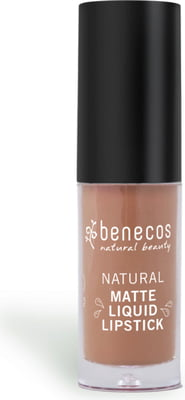 Benecos-Natural Matte Liquid Lipstick | Desert Rose - The Cruelty Free Beauty Box