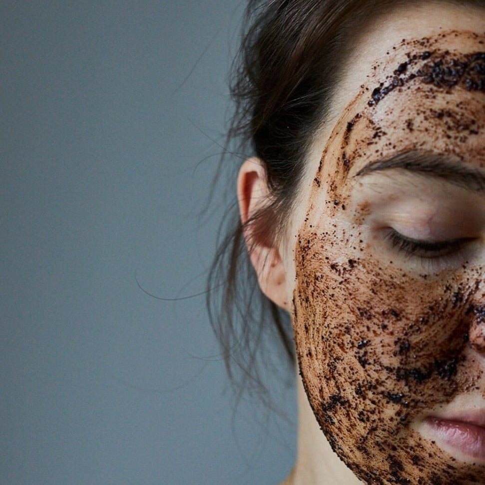 UpCircle-Coffee Face Scrub | Citrus Blend