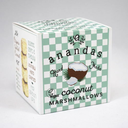Ananda's - Marshmallows | Coconut