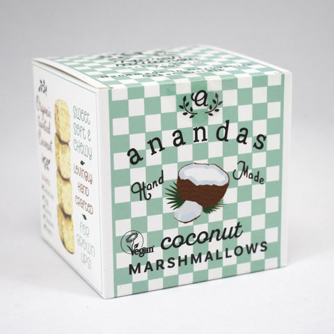 Ananda's - Marshmallow Lolly | Crunchie