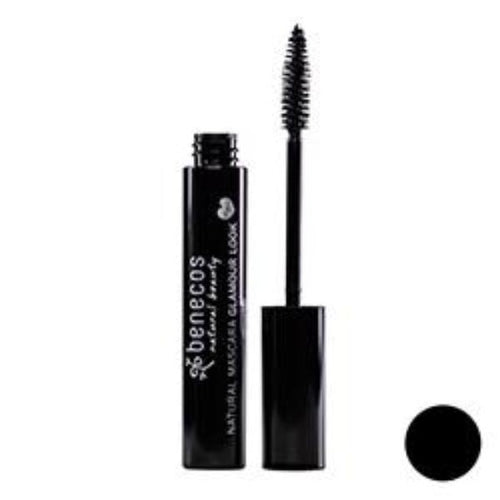 Benecos- Natural Mascara- Glamour Look- Ultimate Black