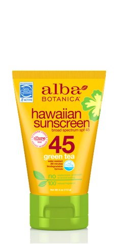Alba Botanica-Hawaiian Dry Oil Sunscreen | SPF15