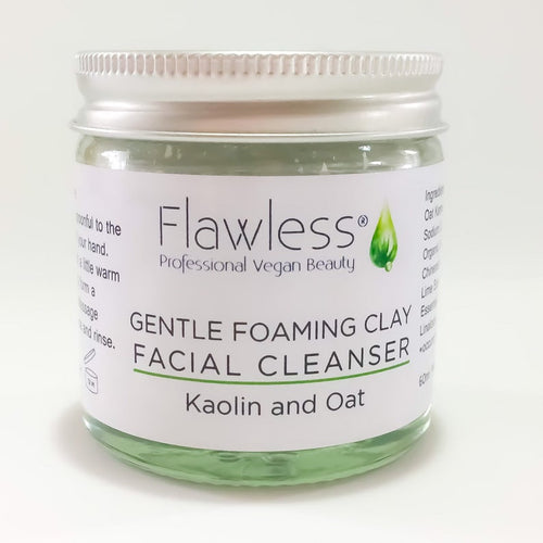 Flawless-Clay Facial Cleanser