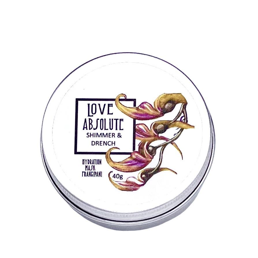 Love Absolute-Shimmer & Drench Mask
