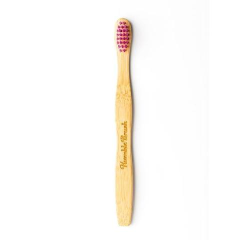 The Humble Co.-Kids Toothbrush | Ultra Soft | Purple