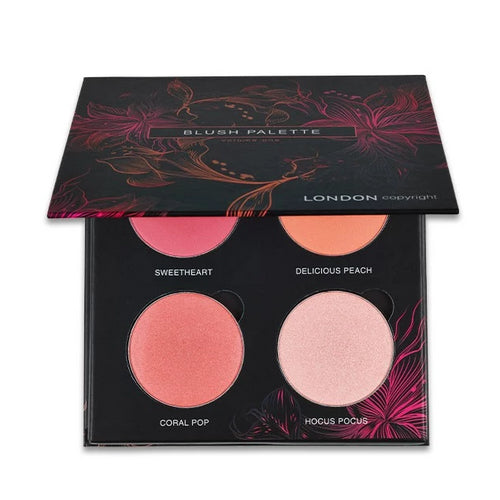 London Copyright-Magnetic Face Powder Palette | Blush - The Cruelty Free Beauty Box