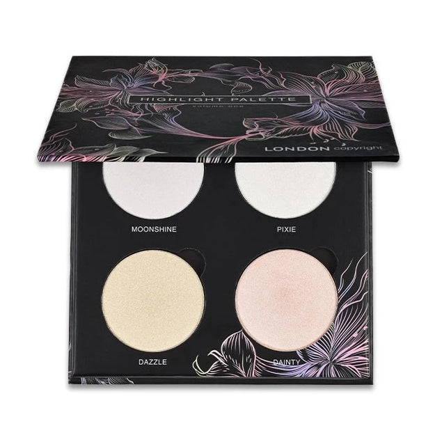 London Copyright-Magnetic Face Powder Palette | Highlight - The Cruelty Free Beauty Box