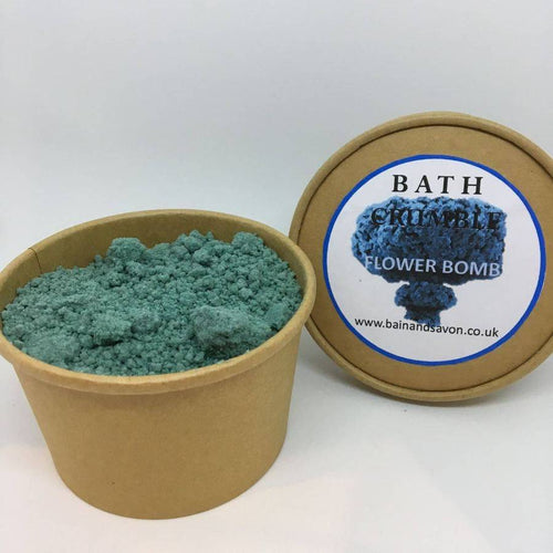 Bain & Savon-Bath Crumble | Flower Bomb