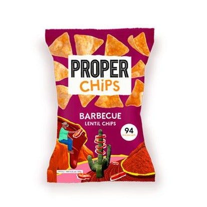 Proper Chips-Lentil Chips | Sea Salt