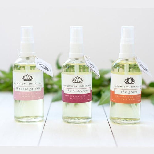 Bloomtown-Nourishing Body & Bath Oil 100ml