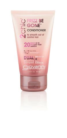 Giovanni-2Chic Frizz Be Gone Shampoo 45ml