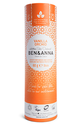 Ben & Anna-Deodorant Stick 'Vanilla Orchid' - The Cruelty Free Beauty Box
