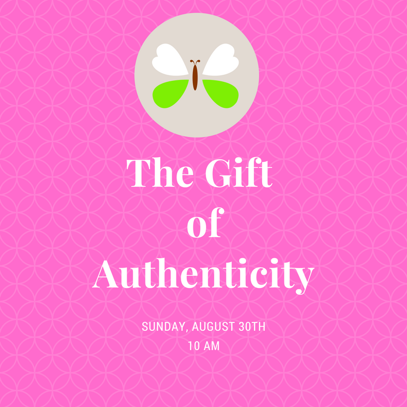 Episode 8 - The Gift of Authenticity: Using Your Super Power