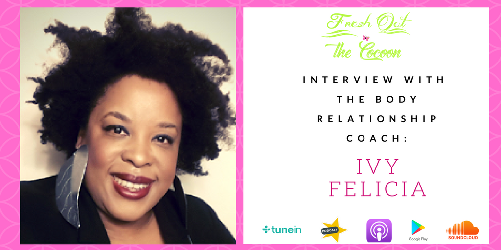 Episode 12 - Making Body Peace: An Interview with Ivy Felicia