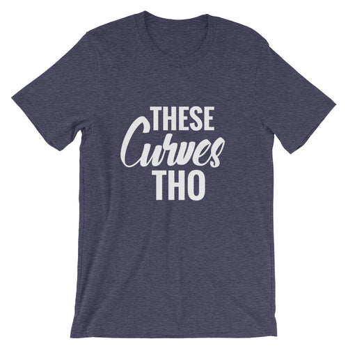 """These Curves"" tee"