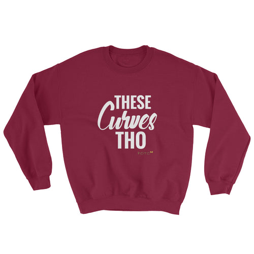 """These Curves"" Sweatshirt"