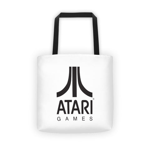 Atari Games Tote bag