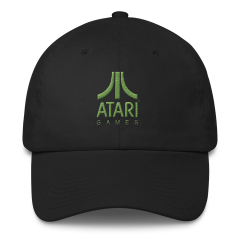 Atari Games Cotton B-BALL Cap