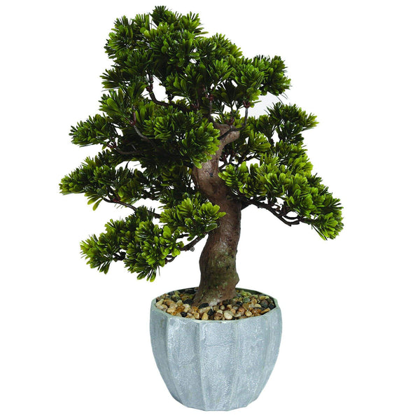 Faux Bonsai Tree In Pot 45cm PRE ORDER END MARCH DELIVERY! - MoodEssentialOils.co.uk