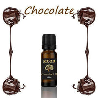10ml Chocolate Fragrance Oil Natural Home Fragrances Diffuser Candle Soap Making - Mood Essential Oils