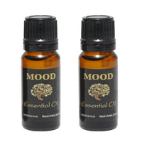 Orange Sandalwood Essential Oil Duo  2 x 10ml - MoodEssentialOils.co.uk