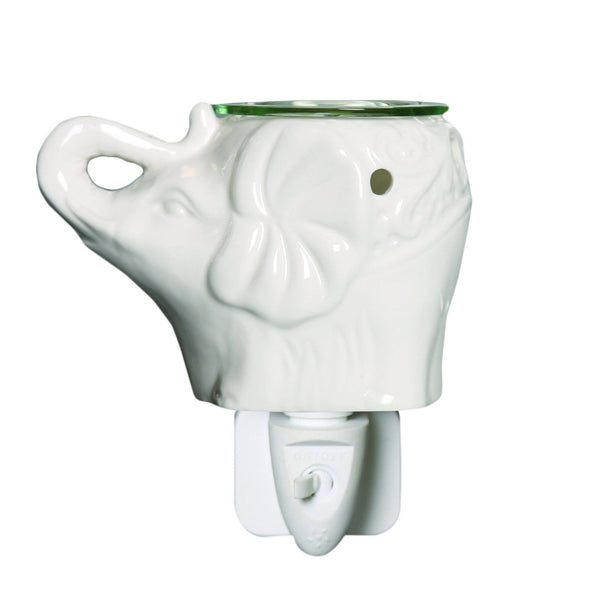 Plug In Wax Melt Burner - Elephant - MoodEssentialOils.co.uk