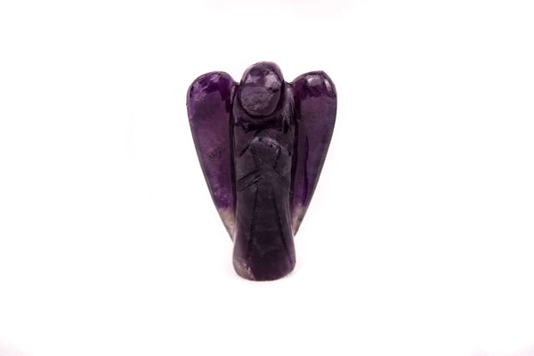 Amethyst Crystal Guardian Angel - Mood Essential Oils