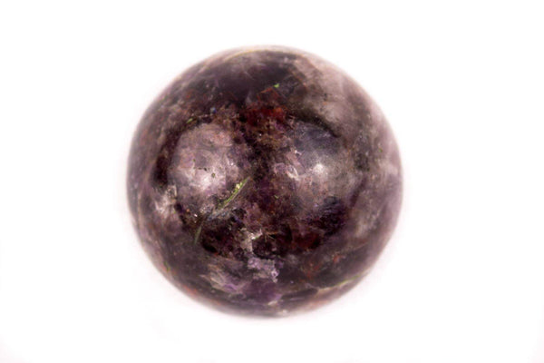 Amethyst Crystal Sphere - Mood Essential Oils