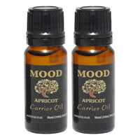 Carrier Oil Apricot Kernel 20ml Aromatherapy Diffuser Burner Therapeutic Oils - Mood Essential Oils