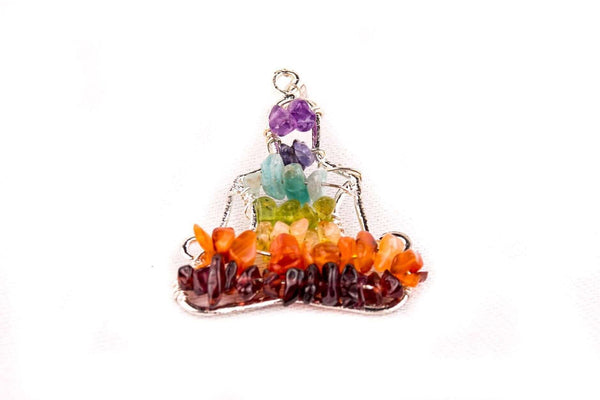 Chakra Pendant - MoodEssentialOils.co.uk