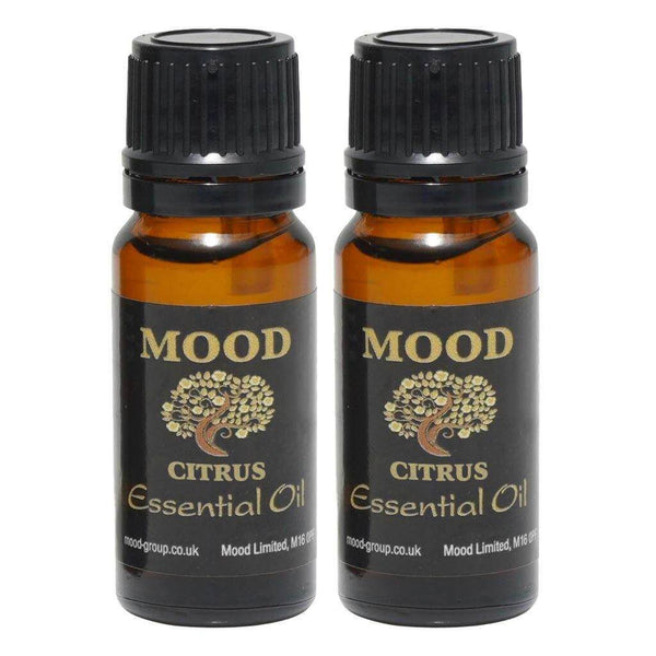 Citrus Blend Essential Oil 20ml - MoodEssentialOils.co.uk