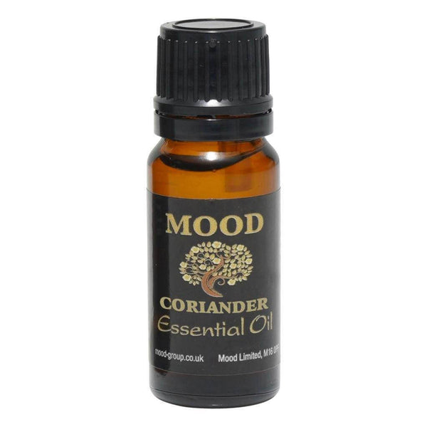 Coriander Essential Oil 10ml Natural Aromatherapy Essential Oils Diffuser Burner - Mood Essential Oils