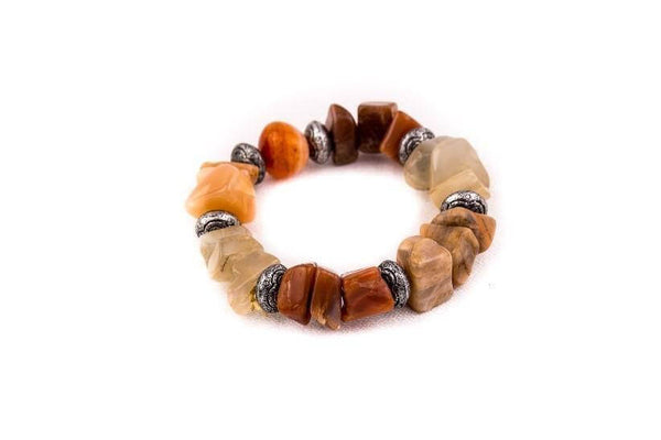 Crystal Mix Bracelet - Mood Essential Oils