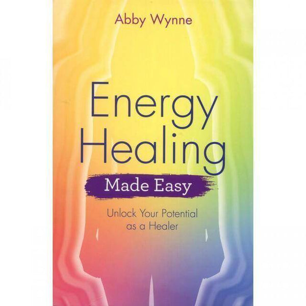 Energy Healing Made Easy Book - Mood Essential Oils