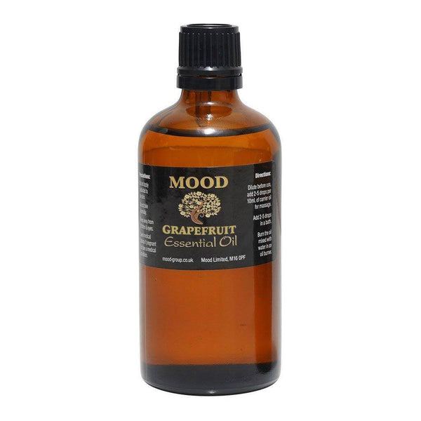 Grapefruit Essential Oil 100ml - MoodEssentialOils.co.uk