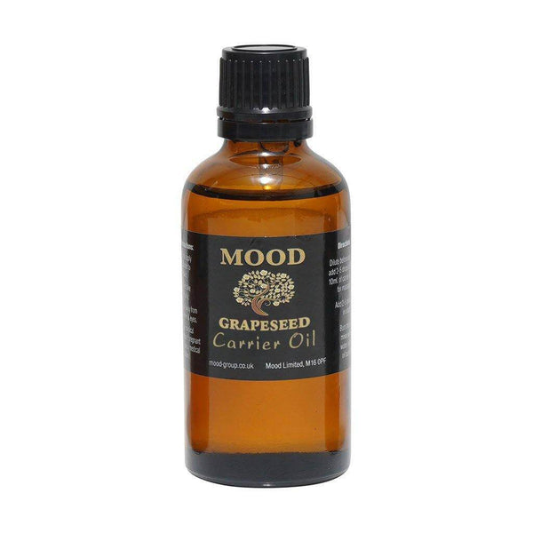 Carrier Oil Grapeseed 50ml Cold Pressed Aromatherapy Diffuser Burner Therapeutic