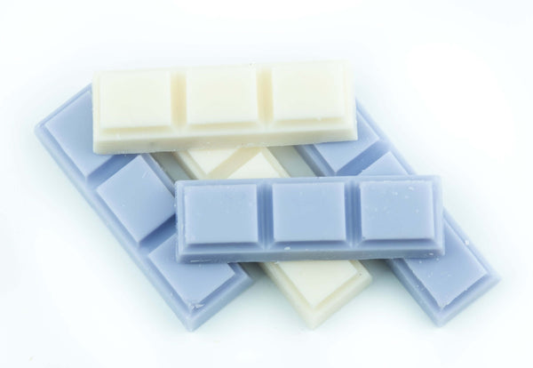 Coconut Lavender Wax Melt Snap Bar - MoodEssentialOils.co.uk