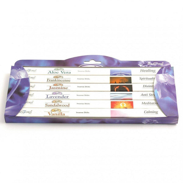 Incense Sticks Mood Scent Collection - Mood Essential Oils
