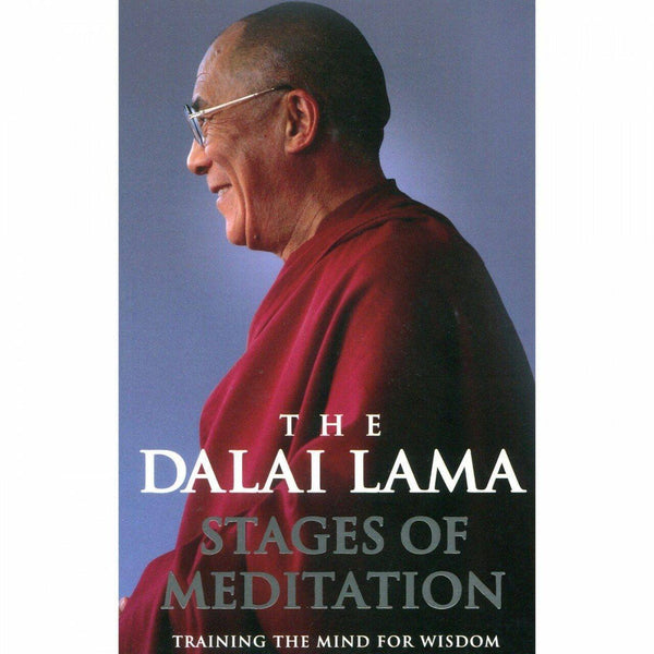 Stages Of Meditation Book - Mood Essential Oils