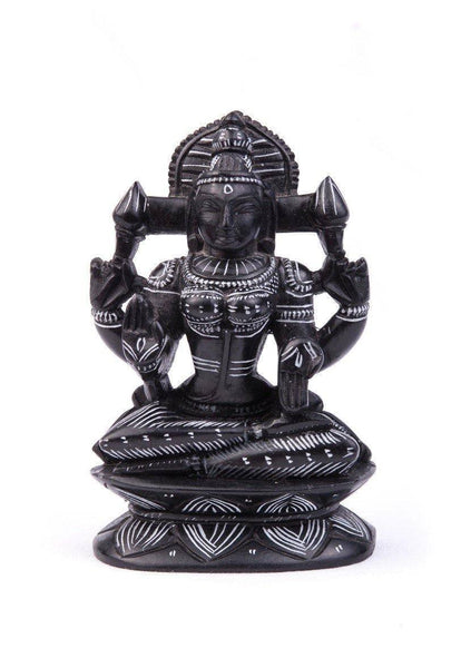 Lakshmi Stone Statue - Mood Essential Oils